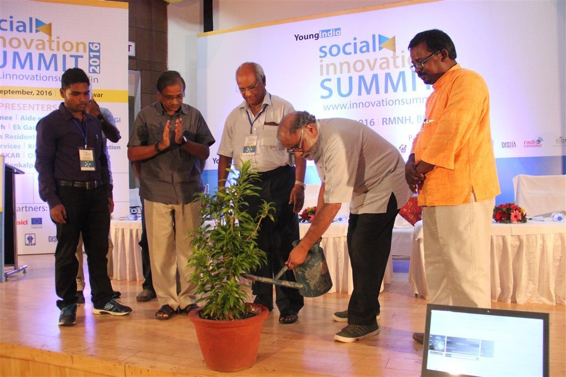 Young India Social Innovation Summit 2016 concludes